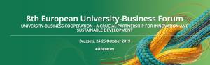 8th European University-Business Forum
